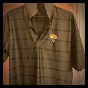 Jaguar Dri-fit polo